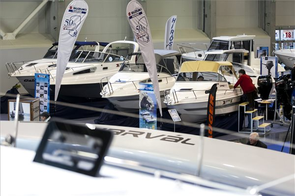 24. Budapest Boat Show